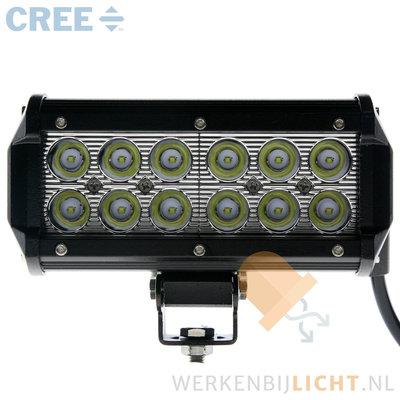 36W PRO LED Lightbar Spot