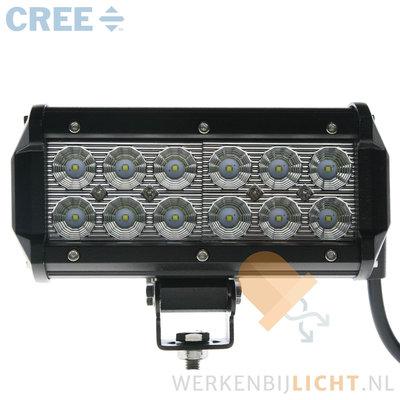 36W PRO LED Lightbar Flood