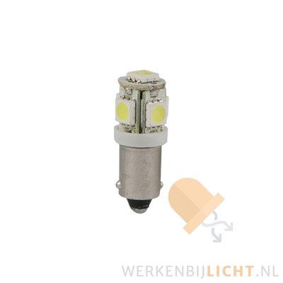 24V T4W BA9S LED