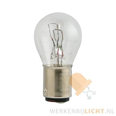 12V 21/5W Bulb 10 pieces