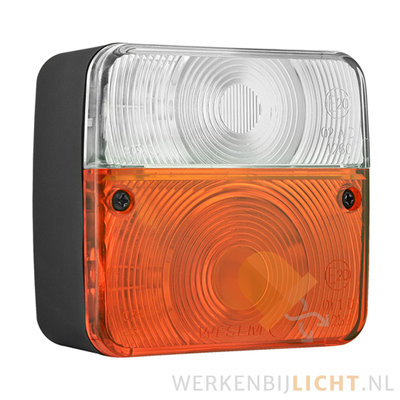 Multifunctional Front Lamp