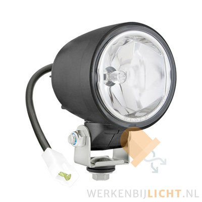 Work Lamp Halogen Round H3