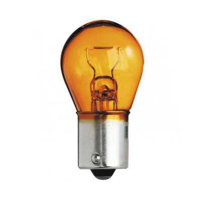 12V 21W Light Bulb Orange 10 pieces