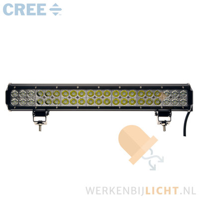 72 Watt Combi Led Lightbar Flood and Spotlight
