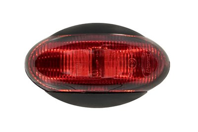Led Rear Marker Lamp 10-30V