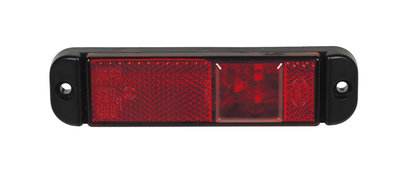 Led Rear Marker Lamp 9-33V