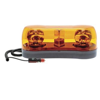 Mini Rotating Light Bar Magnetic Base