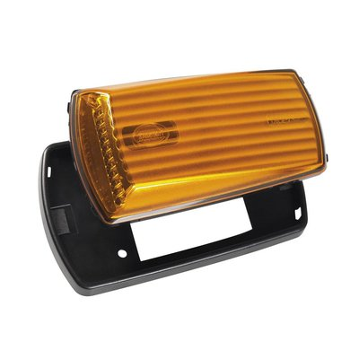 LED Side Direction Indicator Lamp 9-33V