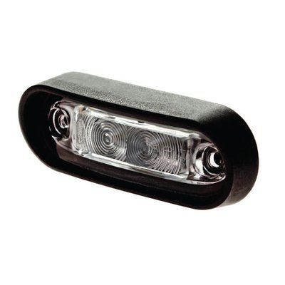 Led Number Plate Lamp Rubber Bezel