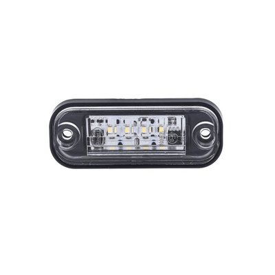 Led Number Plate Lamp 10-30V