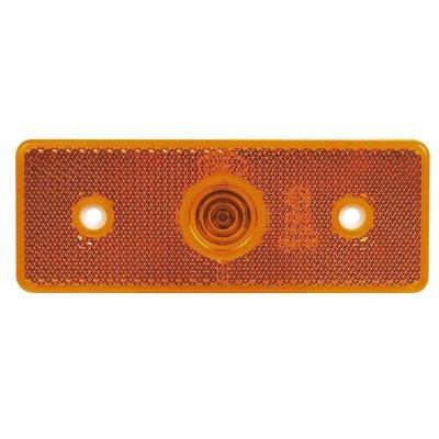 Led Side Marker Lamp Orange 10-30V