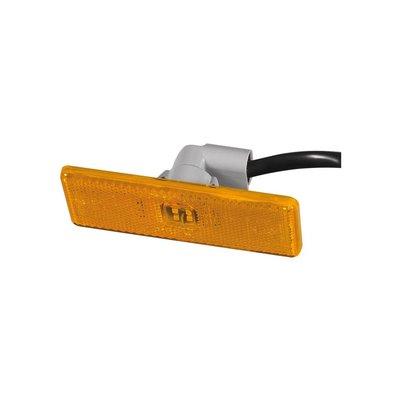 Led Side Marker Lamp Orange 9-33V