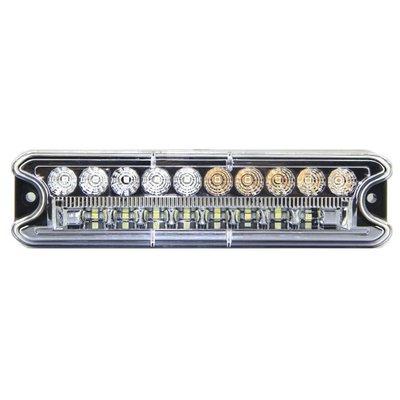 4-Function Rear Led Lamp Rectangular