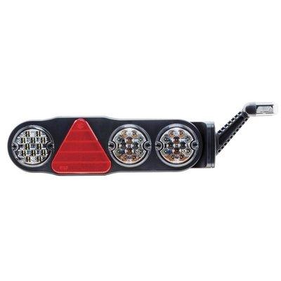 7-Function Rear Led Lamp + Marker Lamp