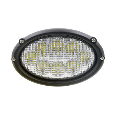 Built-in Oval Tractor LED Work Light