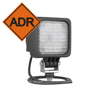 LED Work Light 2500LM With ADR Certificate