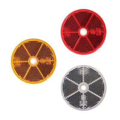 Round Reflex - Reflector Ø60mm