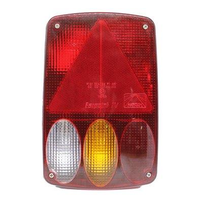 Aspöck Rear Light Earpoint 4 Right + Reverse Light