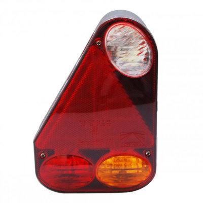 Aspöck Rear Lamp Earpoint 3 Left + Reverse