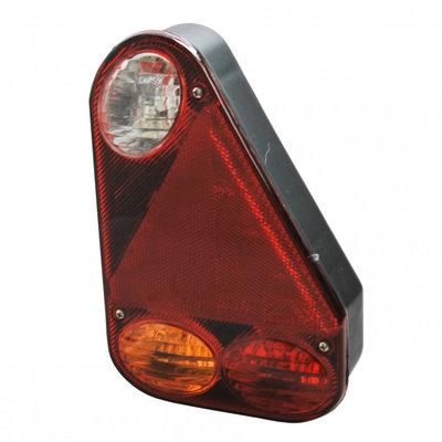 Aspöck Rear Lamp Earpoint 3 Right + Reverse