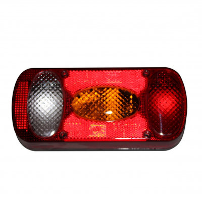 Aspöck Rear Lamp Midipoint 2 Left and Right + Reverse