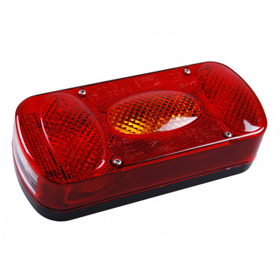 Aspöck Rear Lamp Midipoint 2 Left and Right + Fog