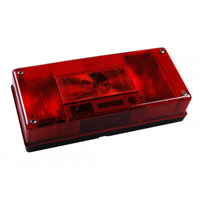 Aspöck Rear Lamp Midipoint 1 Left and Right + Fog