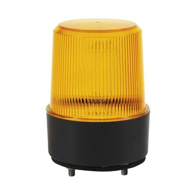 LED Flash Beacon with Flat Base
