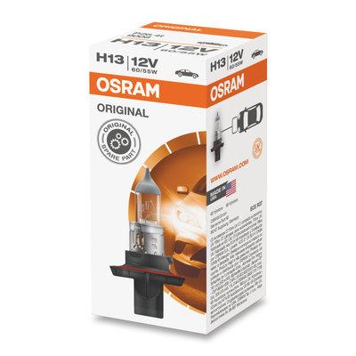 Osram H13 Halogen Lamp 12V P26.4t Original Line