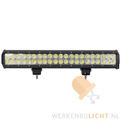 126W LED Lightbar Spot