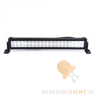 120W LED Lightbar Combi