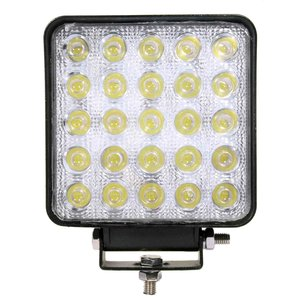 75W LED Work Light Square