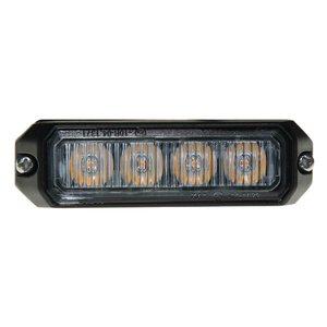 LED flitser 6-voudig compact