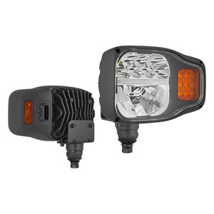 LED Headlamp With Direction indicator Left
