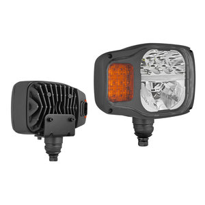 LED Headlamp With Direction indicator Right