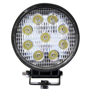27W LED Work Light Round Basic