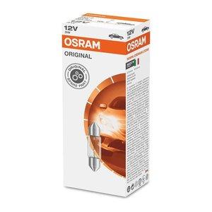 Osram Bulb SV7-8 12V 12 Volt 3W Original Line 10 Pieces