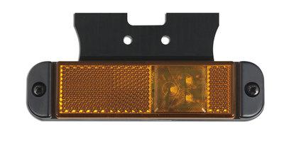 LED Side Marker With Angled Bracket