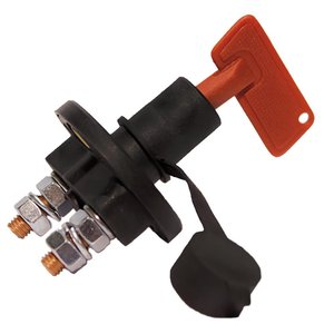 Switch For Battery Main Lead With Protective Cap 500A