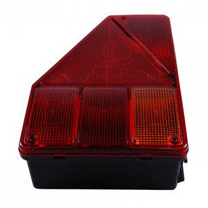 Aspöck Rear Lamp Earpoint 1 Left + Fog